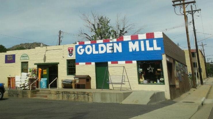 Golden Mill Photo